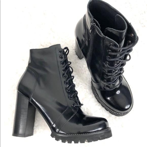 """Jeffrey Campbell Shoes - Jeffrey Campbell """"Legion"""" Lug Sole Combat Boots"""